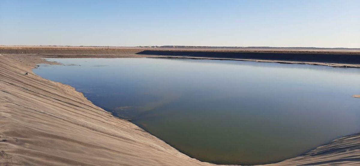 Travaux d'aménagement hydro- agricole